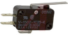 Switch,MINI.,Snap Action,SPDT,Solder-Q.C.TERM.,HINGE LEV.STD LOAD Actuator -- 70176097