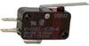 Switch,MINI.,Snap Action,SPDT,Solder-Q.C.TERM.,HINGE LEV.STD LOAD Actuator -- 70176097