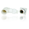 Vibration Resistant Plastic Power Connector -- Veam VIP