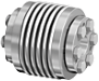 GERWAH™ Metal Bellows Couplings -- AK