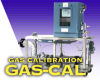 Portable Gas Flow Calibrator -- GAS-CAL®