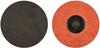 Norton Metal AO Coarse TR (Type III) Quick-Change Cloth Disc - 66623319031 -- 66623319031 -Image