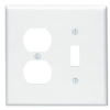 Combination Wallplates -- 80505-T - Image