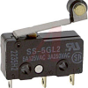 Switch,Economical,SUBMIN.,Snap Action,SOLD.TERM.,HINGE ROLL.LEV,STD LOAD ACTU -- 70176078