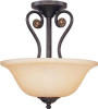 60-1626 Semi-Flush Mts.-Bowl Style -- 471467