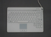 "12"" Waterproof Keyboard w/Touch and Numeric Pads -- SLIMCTN - Image"