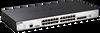 24-Port Managed Gigabit Stackable L2+ Switch including 4 Combo SFP ports -- DGS-3120-24TC