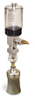"(Formerly B1745-2X-1.5SS), Manual Chain Lubricator, 2 1/2 oz Polycarbonate Reservoir, 1 1/2"" Round Brush Stainless Steel -- B1745-002B1SR4W -- View Larger Image"