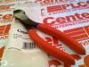 APEX TOOLS 5437CEN ( 7IN HVY DTY DIAGONAL CUTTING SOLID JOINT PLIERS ) - Image
