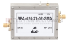Medium Power Amplifier at 2 Watt P1dB Operating From 1 GHz to 2 GHz with 35 dB Gain, 45 dBm IP3 and SMA -- SPA-020-27-02-SMA -Image