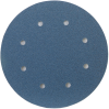 Norton BlueFire ZA Coarse Paper PSA Vacuum Disc -- 66261123582 -Image