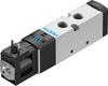 Air solenoid valve -- VUVS-LK20-M52-AD-G18-1C1-S -Image