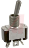 Switch, MIL-S-83731 LEVER SEAL, SINGLE POLE, ON-OFF-ON -- 70155826
