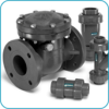 Thermoplastic Check & Vent Valve