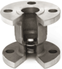 Flanged & Drilled -- HVI (HVFD-125)