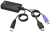 KVM Switches (Keyboard Video Mouse) - Cables -- B055-001-UHD-ND - Image