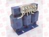 MTE RL-02503 ( MTE, RL-02503, RL02503, LINE REACTOR TRANSFORMER, 25AMP, 600VAC, 3PHASE, 50/60HZ, 1.8MH ) -Image