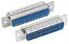 DB25 Male Solder Connectors, Tray 50 -- SD25P-TRAY - Image