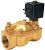 Lead-free Brass 2-Way Solenoid Valves -- SV6100 Series