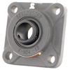 SF Series Standard-Duty Setscrew Locking 4-Bolt Flange Unit -- SF-20