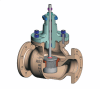 Valves w/ Perforated Plug -- Type 3254