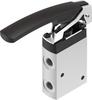 Finger lever valve -- VHEF-LT-M32-M-G18 -Image