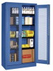 HEAVY DUTY VISUAL STORAGE CABINETS -- H3172-SED