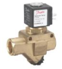 Servo-operated 2/2-way Solenoid Valves EV220A W/ Filter