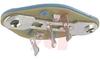 IC Socket, Transistor; 3; 0.46 in. -- 70182945 - Image