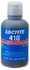 Henkel Loctite Prism 410 Toughened Instant Adhesive Black 1 lb Bottle -- 135445 -Image