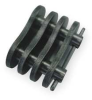 Clevis Connector,Leaf -- 1YKY9