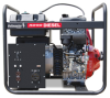 Voltmaster LR50EL-480 - 5000 Watt Portable Diesel Generator -- Model LR50EL-480