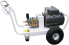 electric polychain belt drive models -- B4035E3A303