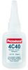 Permabond 4C40 Medical Device Adhesive Clear 30 g Bottle -- 4C40 30 GR BOTTLE -Image