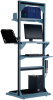 Freestanding Station (Off-Centered) -- WMA4021 -Image