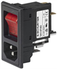 Power Entry Connectors - Inlets, Outlets, Modules -- 486-7134-ND -Image