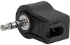 solder terminal, insulated, 3-pole, Audio Plug/Sockets, 2.5 mm -- 4831.1320 -- View Larger Image