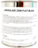 Socomore Aeroglaze® Z306 Polyurethane Coating Black 1 qt Can -- AEROGLAZE Z306 QUART -Image