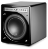 Powered Subwoofer with 10-inch Subwoofer Driver, 900 watts -- f110-SATIN