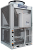 Modular Air-Water Chillers and Heat Pump Units -- Domino