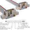 Rectangular Cable Assemblies -- M3YYK-1018J-ND -Image