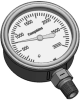Pressure Gauge - Lower Mount -- PGL-LM25-MP4-00100-SS - Image