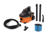 4 Gallon General Purpose Portable Wet/Dry Vac