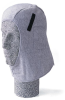 Winter Liners - polyester fleece, long neck > COLOR - Gray > STYLE - 12/Pk > UOM - Each -- RH19W