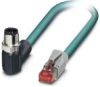 Network cable - NBC-MR/ 2,0-94B/R4AC SCO US -- 1406112