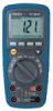 Multimeter, AC/DC, TRMS W/ Temp -- ST-9918T