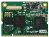 ARM9, Floating Point DSP, and User Programmable FPGA System on Module -- MityDSP-L138F