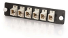 Q-Series? 6-Strand, SC, PB Insert, MM, Beige SC Adapter Panel -- APL-QTR-S3