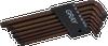7 Pieces Torx® Long Arm S2 Hex Key Set -- 69807