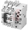 Disconnect Switch, Fusible, 3 Pole, 30A, 600VAC, Fuse Type: Class CC, IEC -- 70060551 - Image